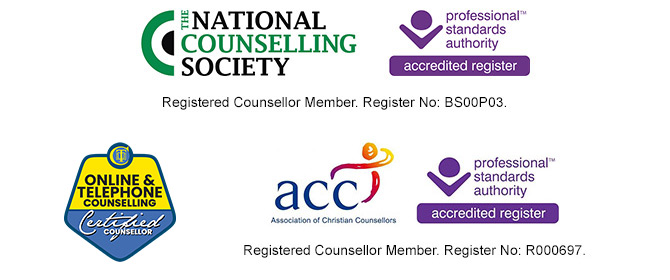 Clare Scudds Counselling Accreditations